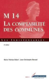 M 14, la comptabilité des communes