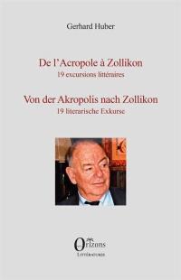 De l'Acropole à Zollikon