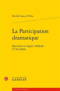 La participation dramatique