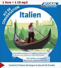 Coffret conversation italien