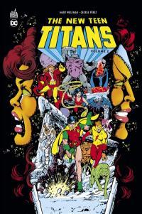 The new Teen titans. Volume 2,