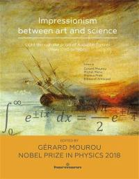 Impressionism between art and science