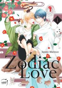 Zodiac love. Volume 1,