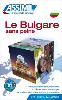 Le bulgare sans peine