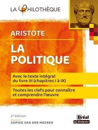La politique, Aristote
