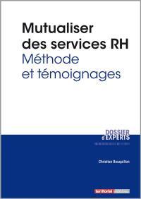 Mutualiser des services RH