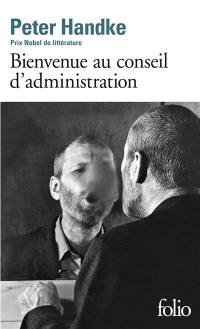 Bienvenue au conseil d'administration