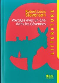 Voyages avec un âne dans les Cévennes