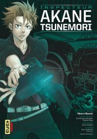 Inspecteur Akane Tsunemori. Volume 3,