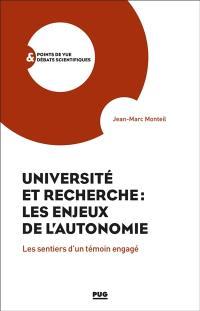Université et recherche