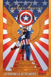 Captain America. Volume 1, La sentinelle de la liberté