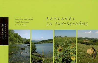 Paysages en Puy-de-Dôme