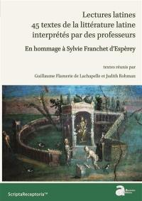 Lectures latines