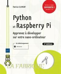 Python et Raspberry Pi