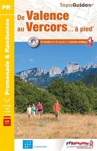 De Valence au Vercors... à pied