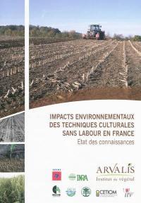 Impacts environnementaux des techniques culturales sans labour en France
