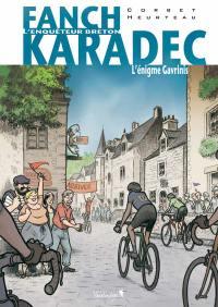Fanch Karadec. Volume 4, L'énigme Gavrinis