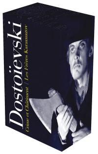 Coffret Pléiade Dostoïevski