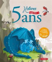 5 histoires pour mes 5 ans