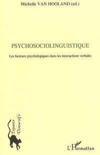Psychosociolinguistique