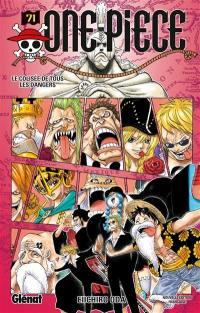 One Piece. Volume 71, Le colisée de tous les dangers