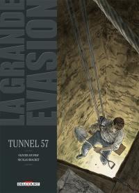 La grande évasion, Tunnel 57