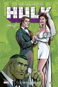 Hulk. Volume 10, 1994 (1)