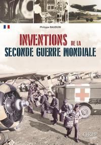 Inventions de la Seconde Guerre mondiale