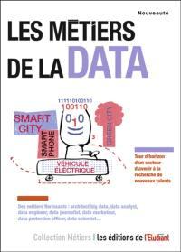 Les métiers de la data