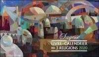 Livre-calendrier des 3 religions 2020