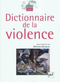 Dictionnaire de la violence