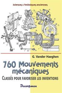 Les mouvements mécaniques