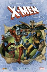 X-Men, 1975-1976