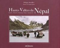 Hautes vallées du Népal