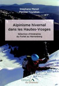 Alpinisme hivernal dans les Hautes-Vosges