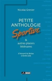 Petite anthologie sportive