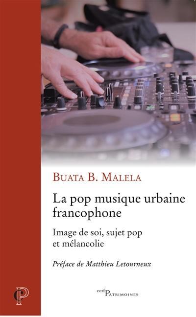 La pop musique urbaine francophone