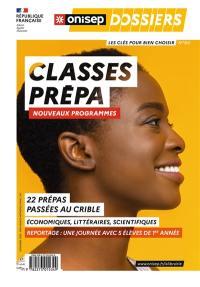 Classes prépa, nouveaux programmes