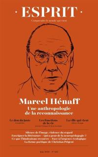 Esprit. n° 465, Marcel Hénaff