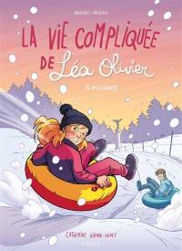 La vie compliquée de Léa Olivier. Volume 9, Blizzard