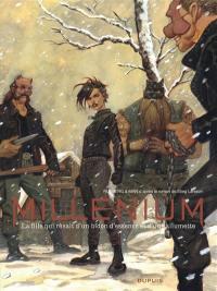 Millénium. Volume 2, La fille qui rêvait d'un bidon d'essence et d'une allumette