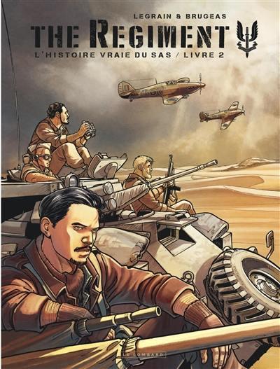 The regiment. Volume 2,
