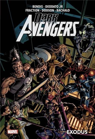 Dark Avengers. Volume 2, Exodus