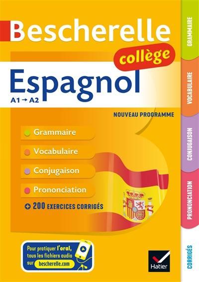 Espagnol collège A1-A2