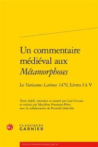 Un commentaire médiéval aux Métamorphoses