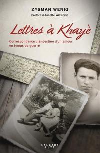Testament de Khayè Grundman-Wenig, 1942
