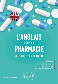 L'anglais pour la pharmacie