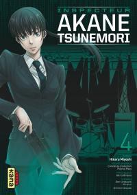Inspecteur Akane Tsunemori. Volume 4,