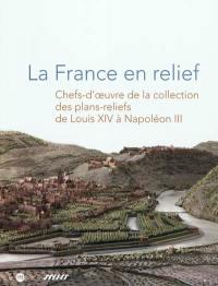 La France en relief