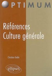 Références, culture générale